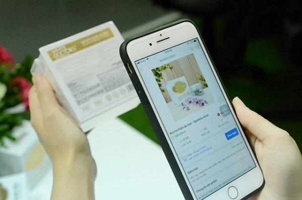 Các cách kiểm tra mã vạch sản phẩm trên điện thoại chính xác