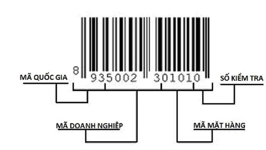Hướng dẫn cách đọc mã vạch sản phẩm