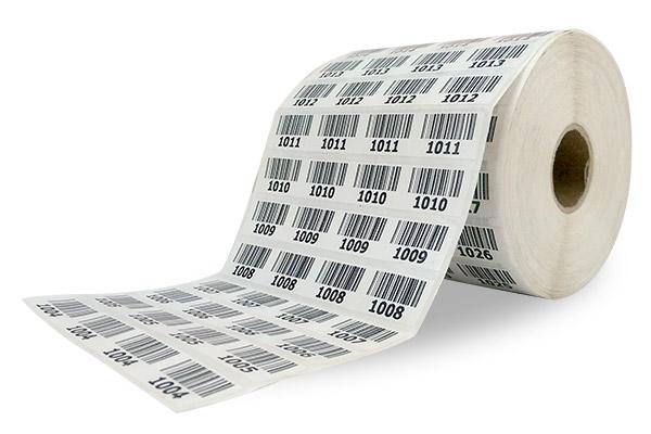 Tiêu chuẩn chọn giấy in mã vạch
