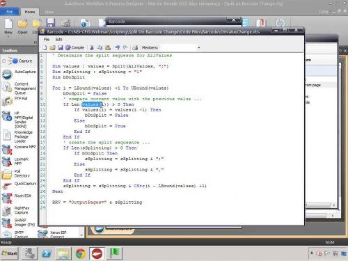 Phần mềm quét mã vạch OnBarcode Free Barcode Scanner & Reader Software