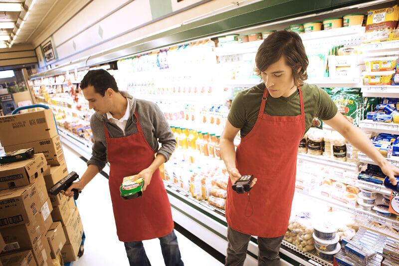 Các loại máy quét mã vạch siêu thị tiện dụng nhất