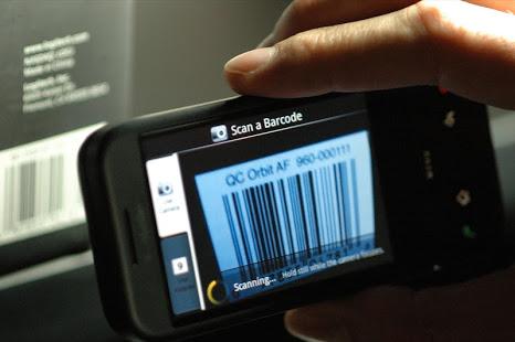 Phần mềmShopSavvy Barcode & QR Scanner