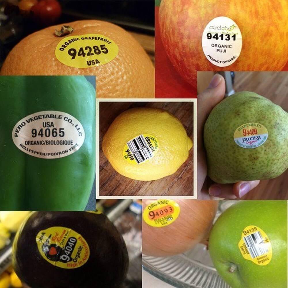 Ý nghĩa mã vạch trên hoa quả trái cây mà BẠN nên biết để lựa chọn