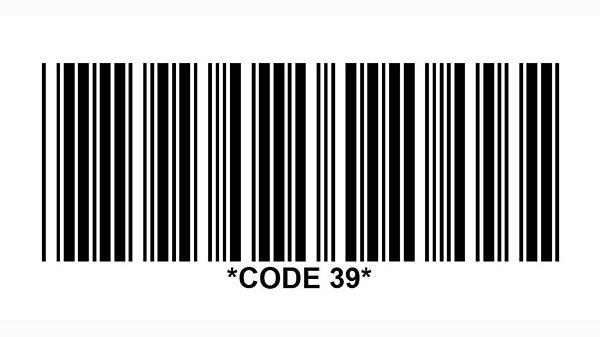 Code 39có mã vạch bao nhiêu số ?