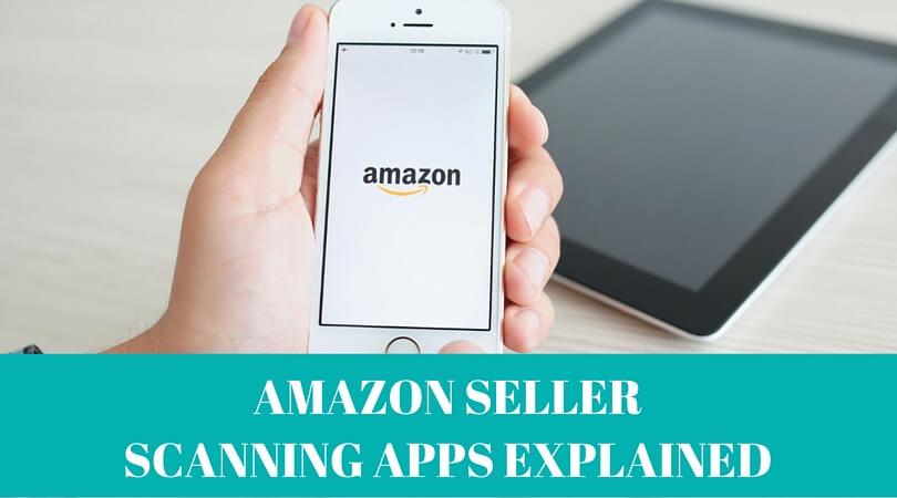Amazon & eBay Barcode Scanner
