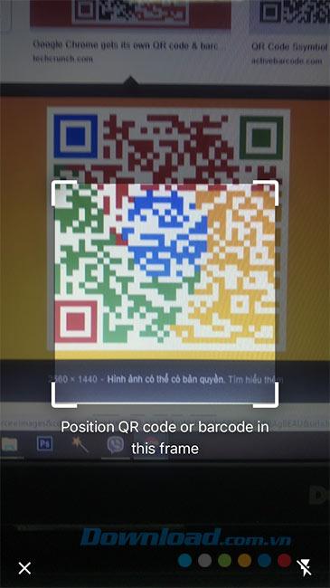 Cách đọc mã QR code trên Chrome đơn giản mà hiệu quả