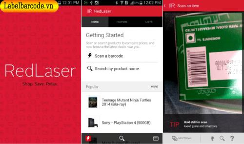 RedLasser là phần mềm đa chức năng
