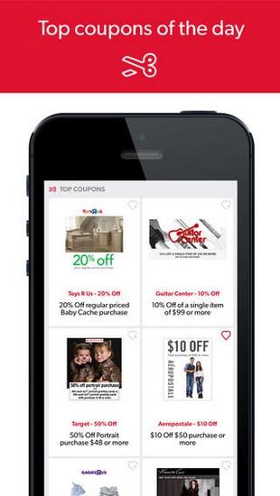 Ứng dụng RedLaser dùng để check thông tin sản phẩm