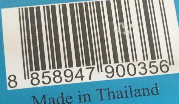 Mã vạch 885 là của nước nào và cách nhận biết hàng hóa