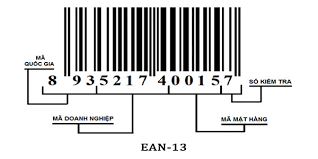 Cách tính mã vạch 12 số CHUẨN mà bạn nên biết