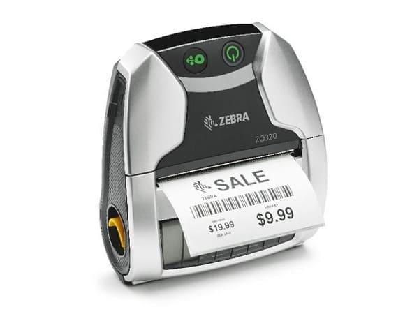 Máy in mã vạch loại nhỏ Godex EZ520 có khả năng tiết kiệm mực tối ưu