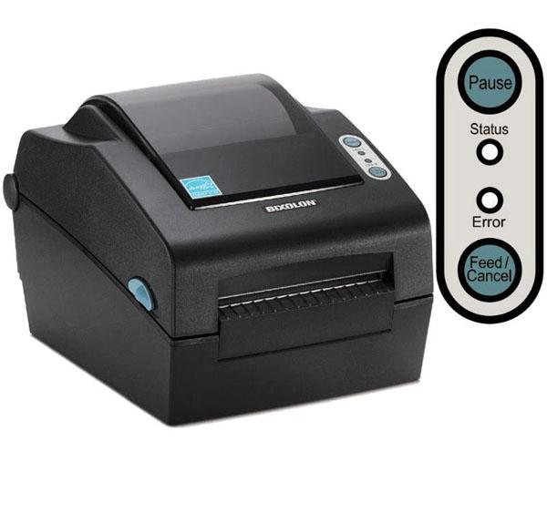 Máy in mã vạch Shopee 2 chức năng in hóa đơn và mã vạch
