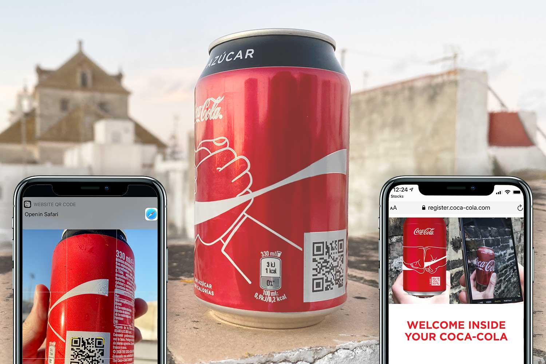 Cách quét mã vạch Coca Cola trên điện thoại đơn giản