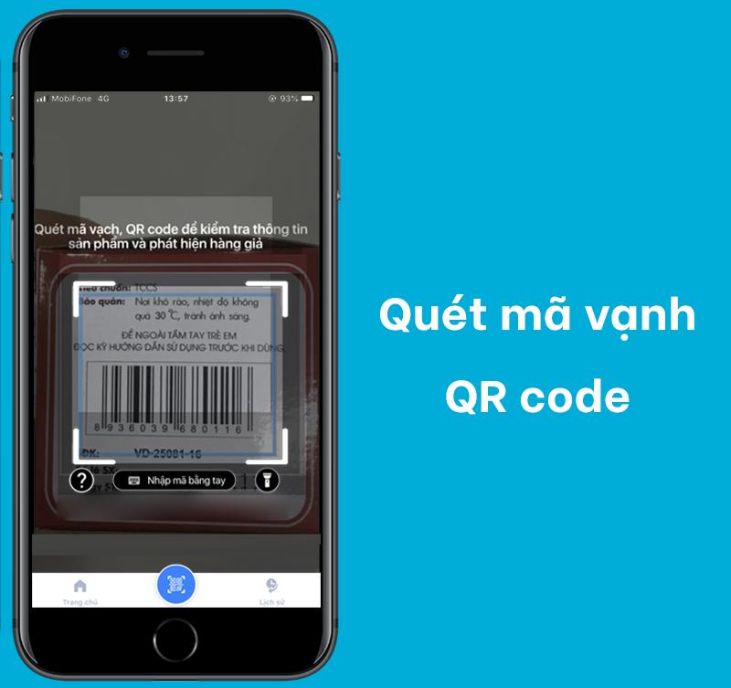 Học ngay 3 cách quét mã vạch bằng lái xe trên điện thoại nhanh