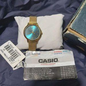 Cách quét mã vạch đồng hồ Casio chính hãng như thế nào?